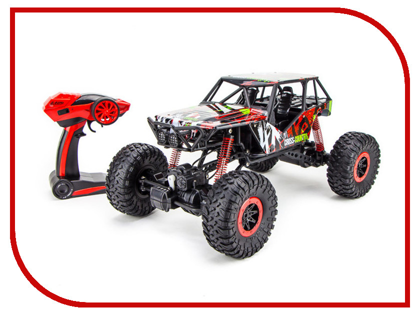 Игрушка Pilotage Crawler Cross-Country 1:10 RC61280 country pursuits