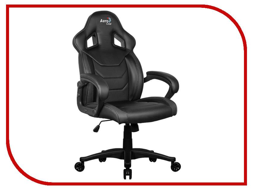 Компьютерное кресло AeroCool AC60C AIR-B Black