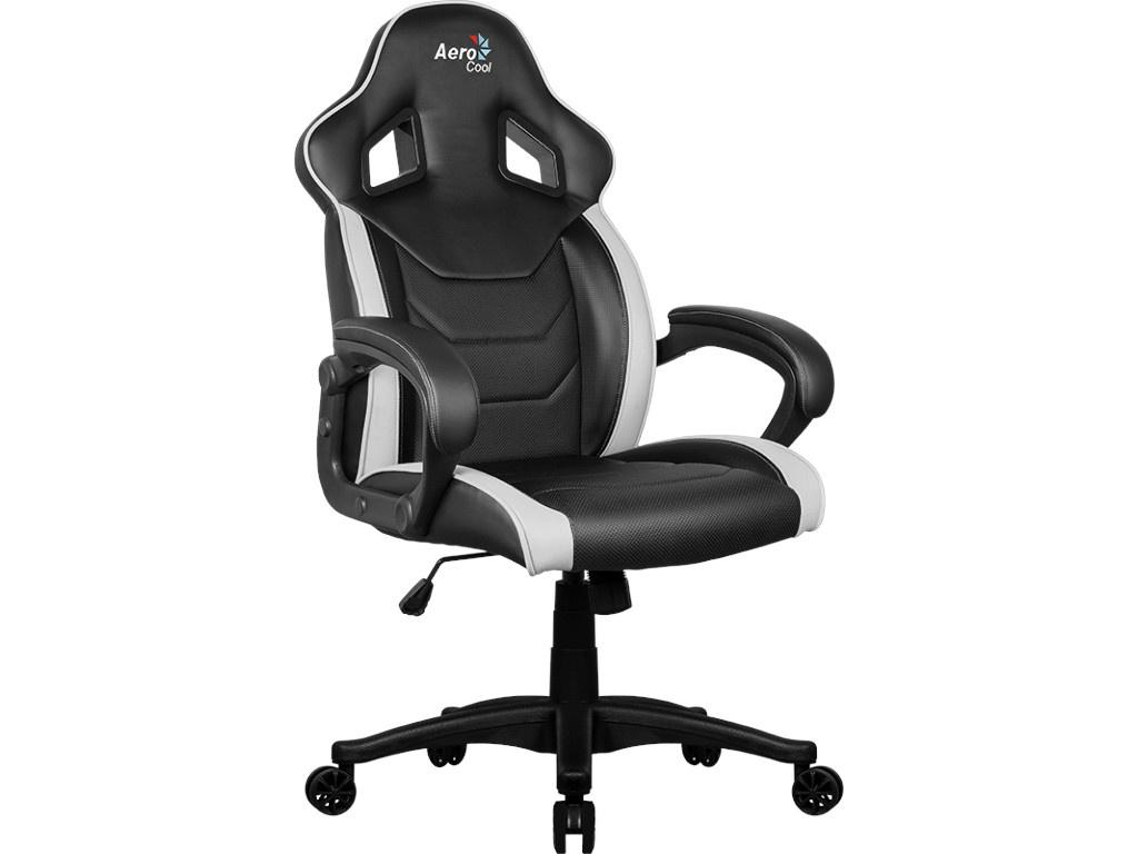 Компьютерное кресло AeroCool AC60C AIR-BW Black-White корпус aerocool xpredator x3 evil black edition