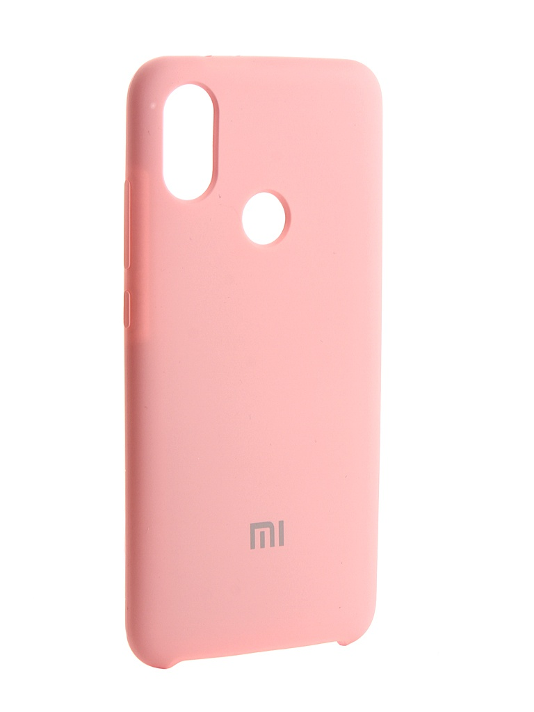 Чехол Innovation для Xiaomi Redmi A2 Silicone Pink 13539