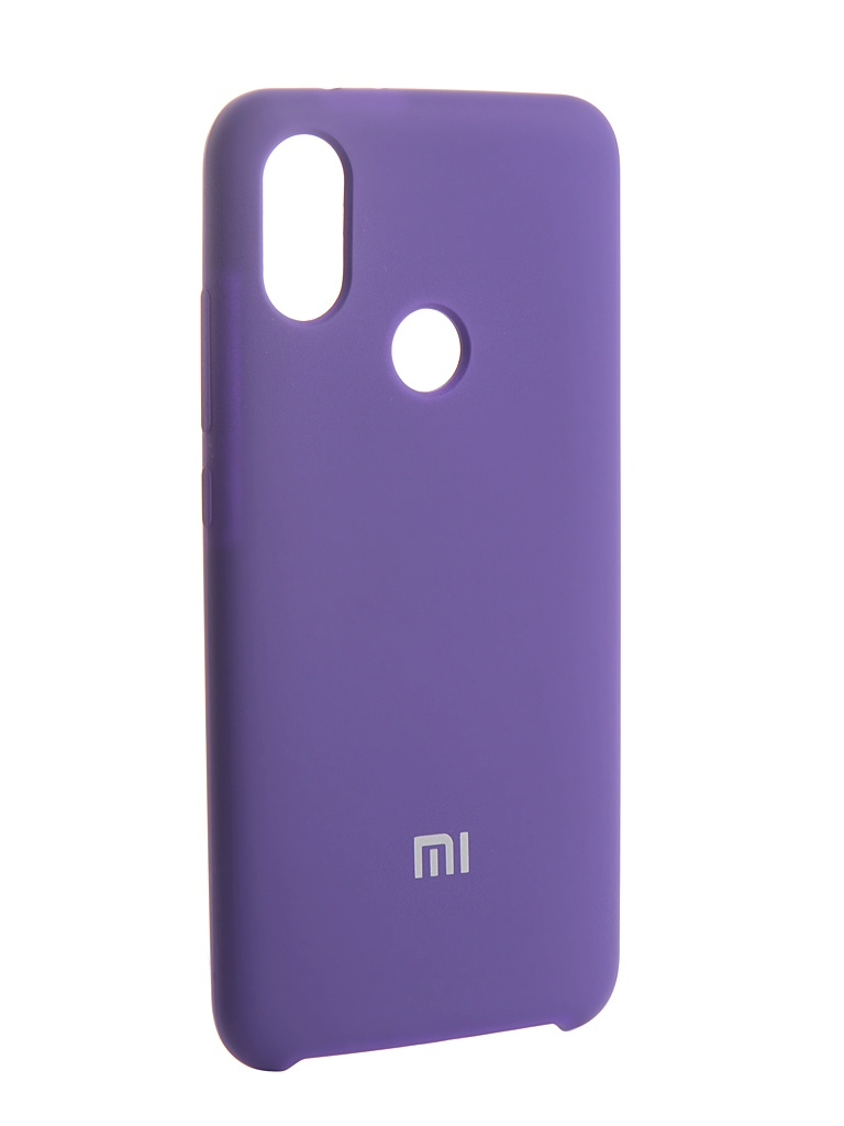 Аксессуар Чехол Innovation для Xiaomi Redmi A2 Silicone Purple 13537 аксессуар