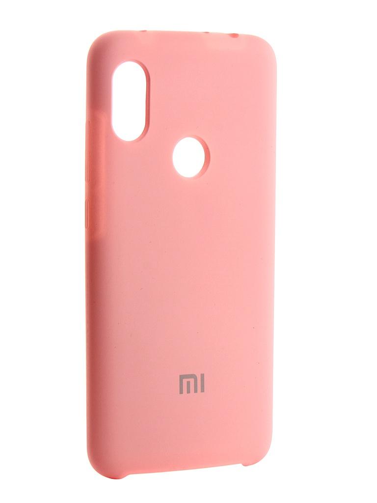 цены на Аксессуар Чехол Innovation для Xiaomi Redmi Note 6 Silicone Pink 13534  в интернет-магазинах