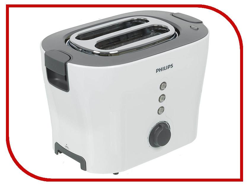 Тостер Philips HD2630 philips тостер hd2630 50 белый серый 1000вт