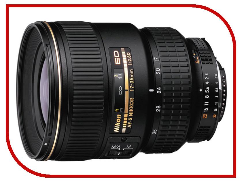 Объектив Nikon Nikkor AF-S 17-35 mm f/2.8 D IF-ED