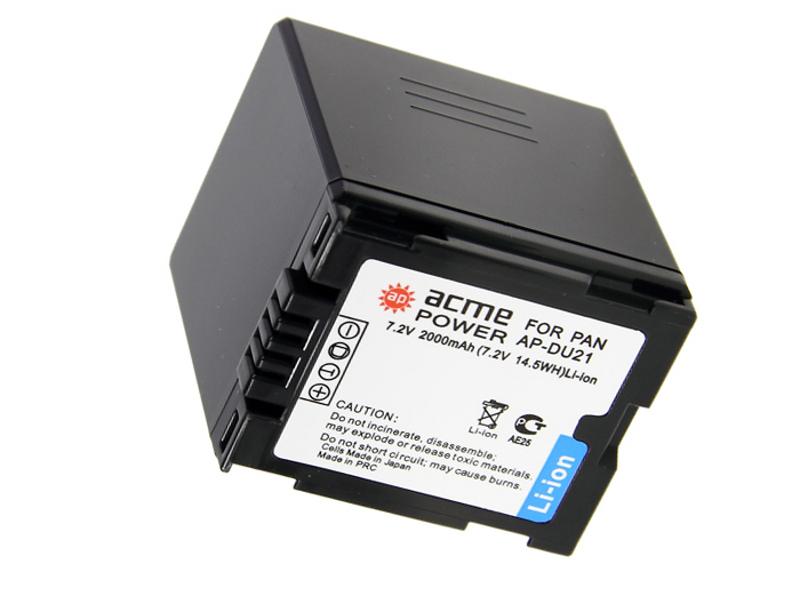 Аккумулятор AcmePower AP DU21