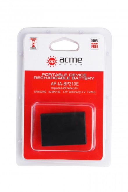 Аккумулятор AcmePower AP IA-BP210E