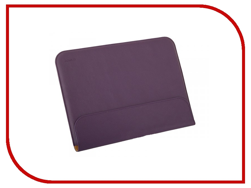 Аксессуар Чехол-подставка Prolife Mfit iPad 3 Purple<br>
