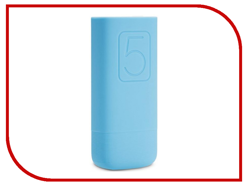 Аккумулятор Remax Flinc 5000 mAh RPL-25 Blue аккумулятор nano tech аналог bn 01 1500 mah для nokia x x