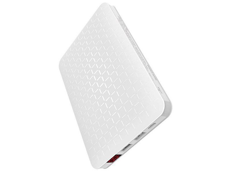 Аккумулятор Hoco J29B Cool square 20000 mAh White цена и фото