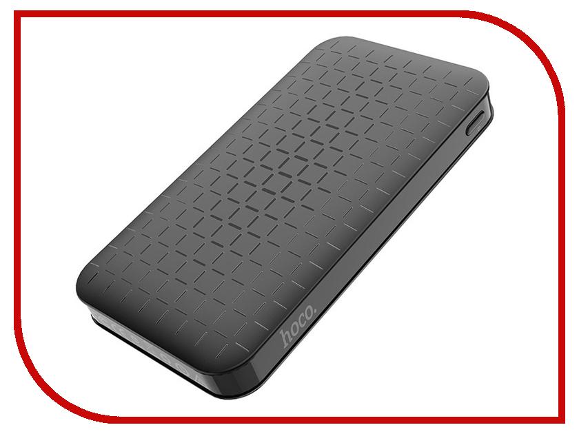 Фото - Аккумулятор Hoco J29A Cool square 10000 mAh Black аккумулятор