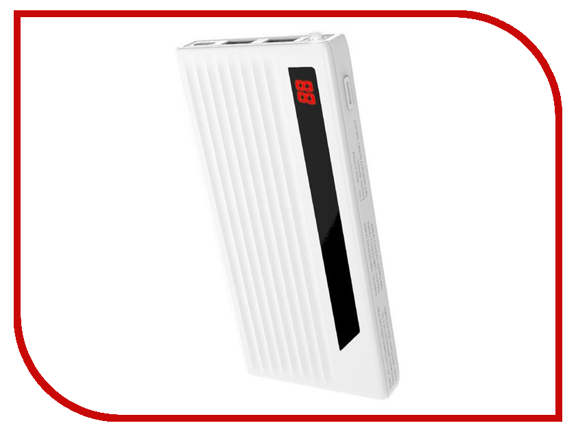 Аккумулятор Hoco J27 Power treasure 10000 mAh White цена