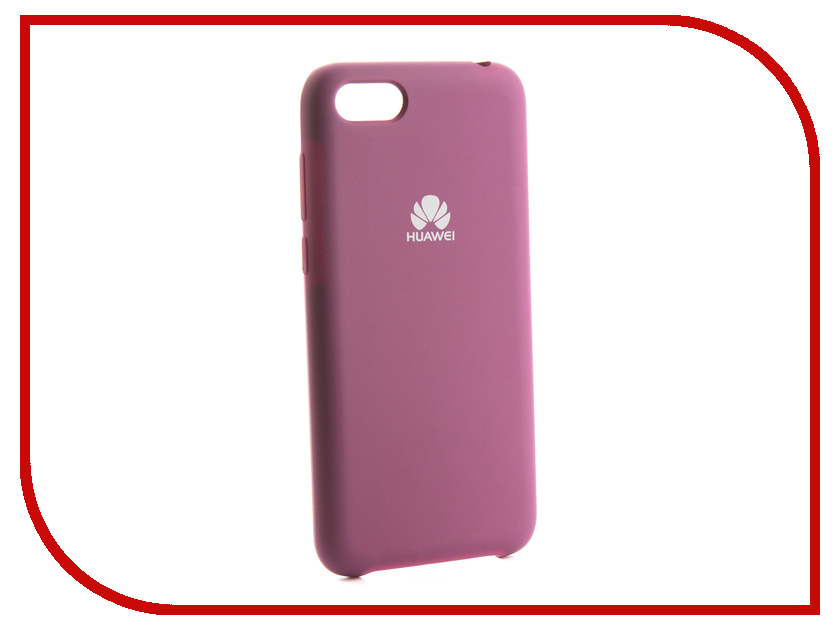 Аксессуар Чехол для Huawei Y5 2018 Innovation Silicone Purple 13561
