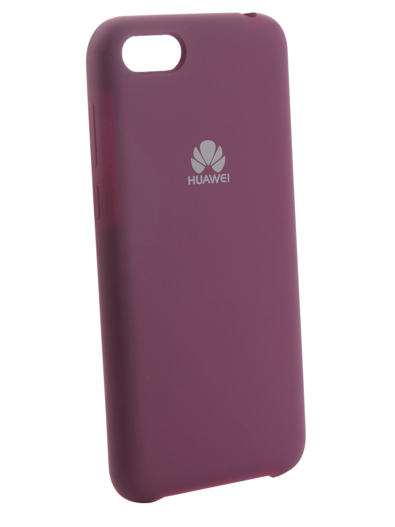 Аксессуар Чехол Innovation для Huawei 7A/Y5 2018 Silicone Purple 13558 аксессуар чехол innovation для huawei 7a y5 prime book silicone magnetic red 12561