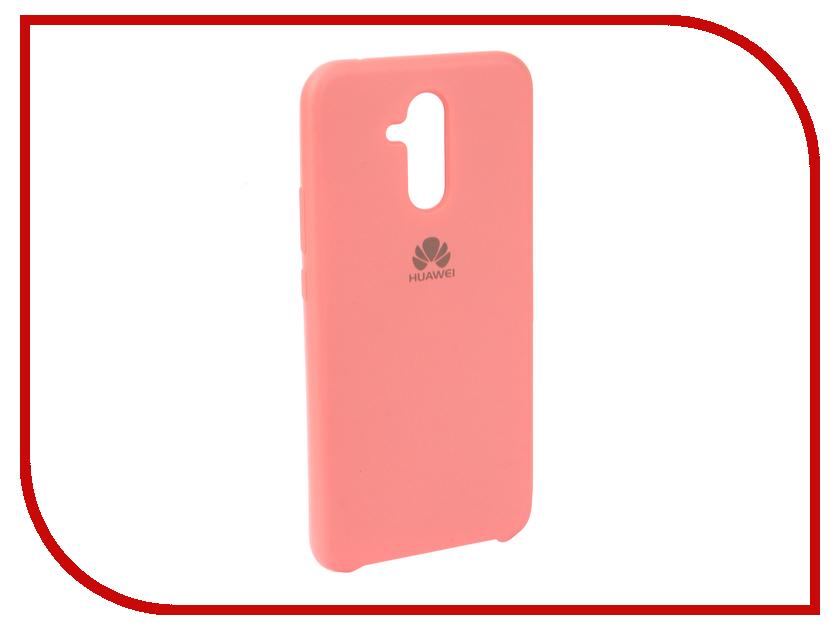 Аксессуар Чехол для Huawei Mate 20 Lite Innovation Silicone Pink 13524 аксессуар чехол для huawei mate 20 lite innovation silicone pink 13524