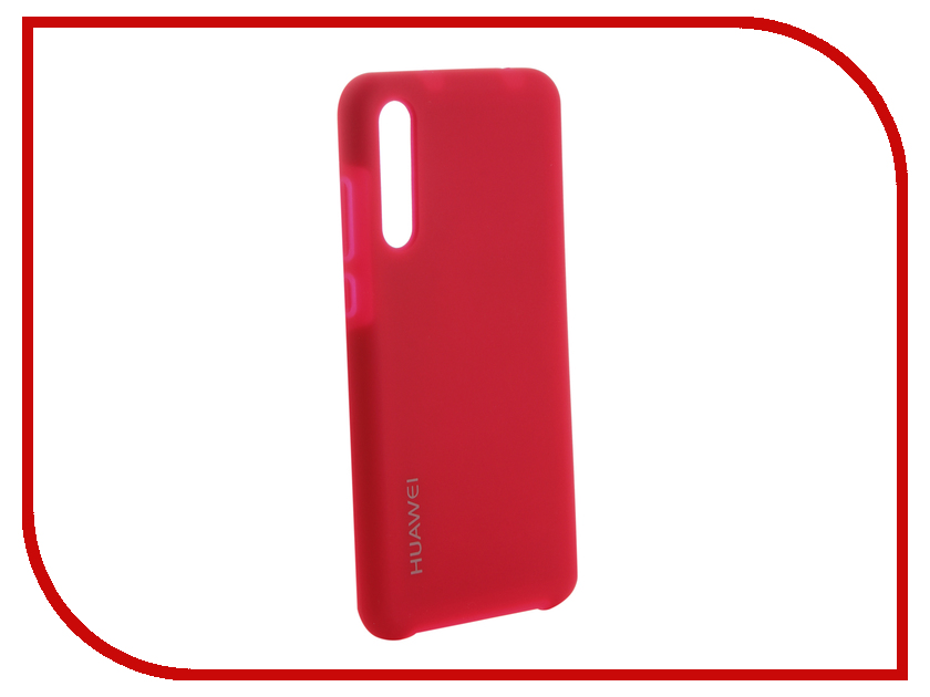 Аксессуар Чехол для Huawei P20 Pro Innovation Silicone Pink 13509 аксессуар чехол macbook pro 13 speck seethru pink spk a2729