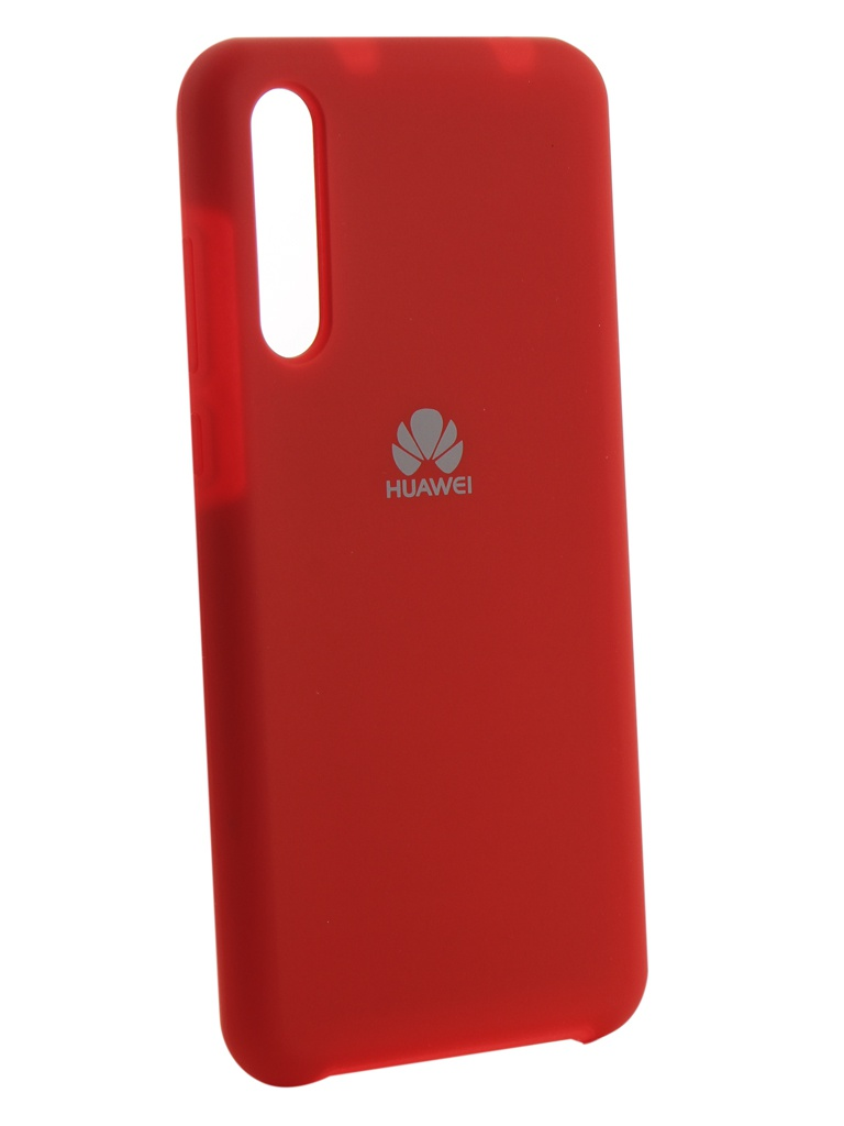 Чехол Innovation для Huawei P20 Pro Silicone Red 13508