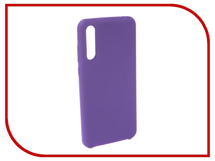 Аксессуар Чехол для Huawei P20 Pro Innovation Silicone Purple 13507 аксессуар чехол для huawei 7s p smart innovation silicone purple 13559