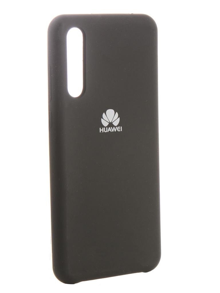 Аксессуар Чехол Innovation для Huawei P20 Pro Silicone Black 13505 аксессуар