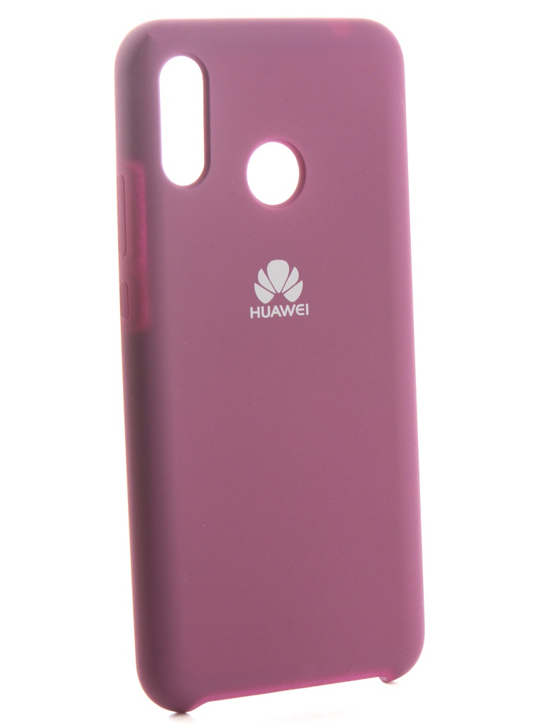 Аксессуар Чехол Innovation для Huawei Nova 3 Silicone Purple 13502