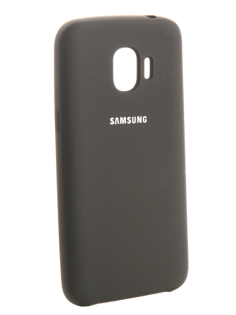 Аксессуар Чехол Innovation для Samsung Galaxy J2 2018 Silicone Black 13490 аксессуар чехол innovation для samsung galaxy j2 2018 silicone purple 13492