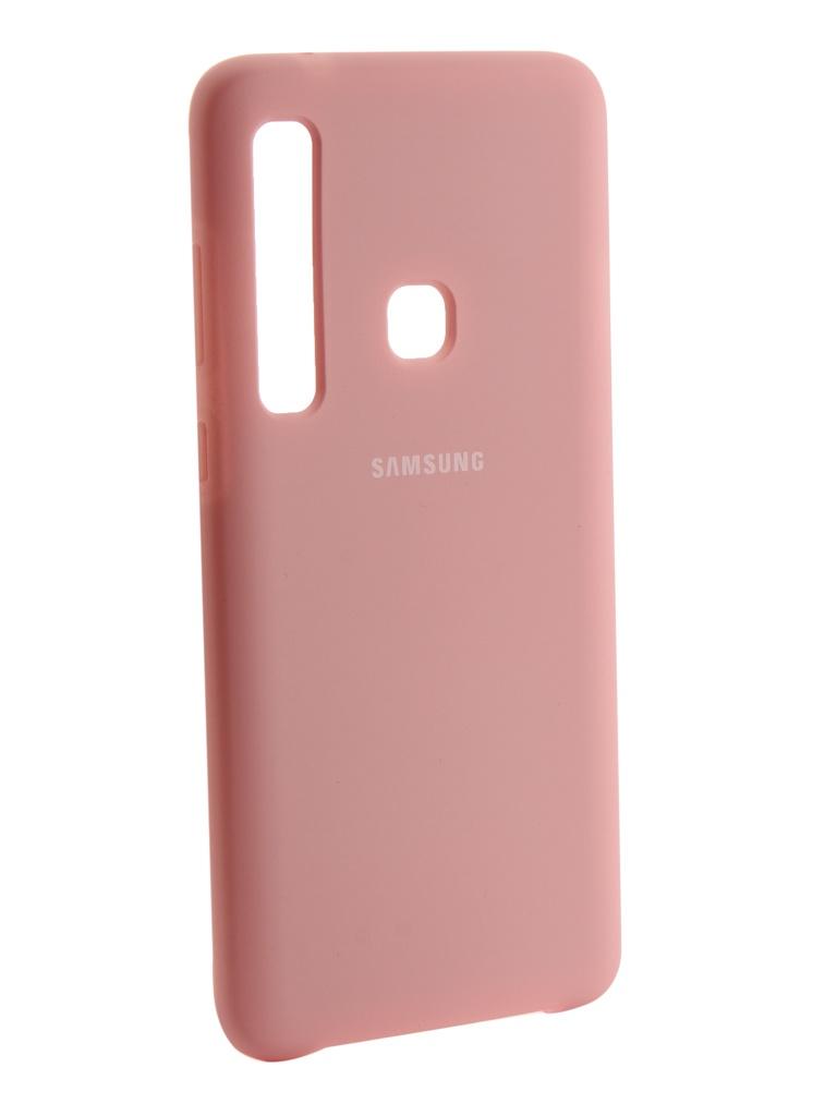 Чехол Innovation для Samsung Galaxy A9 2018 Silicone Pink 13484