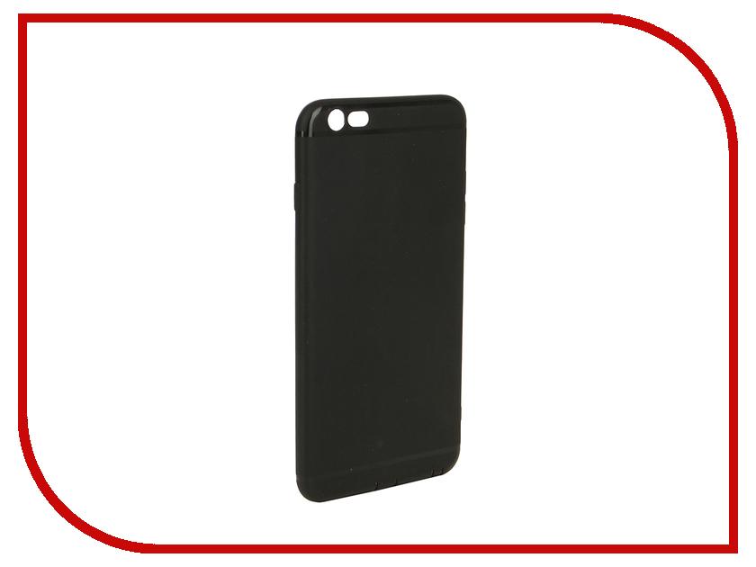 Аксессуар Чехол для APPLE iPhone 6 Plus Innovation Matte Black 13314 цена и фото
