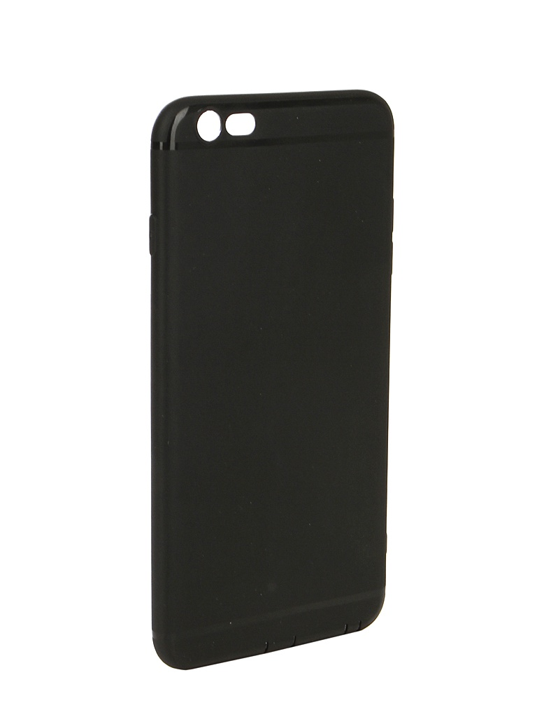 Аксессуар Чехол Innovation для APPLE iPhone 6 Plus Matte Black 13314