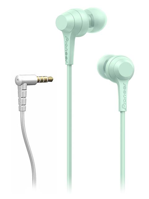 Pioneer SE-C1T-GR Green аудио микросистема pioneer x cm56 gr зеленый x cm56 gr