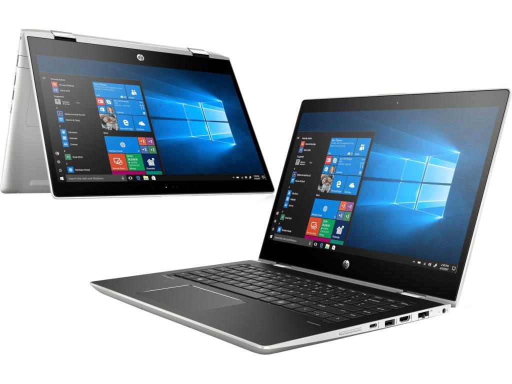 Ноутбук HP Probook x360 440 G1 4QW42EA (Intel Core i7-8550U 1.8 GHz/16384Mb/512Gb SSD/Intel HD Graphics/Wi-Fi/Bluetooth/Cam/14.0/1920x1080/Touchscreen/Windows 10 Pro 64-bit) цена