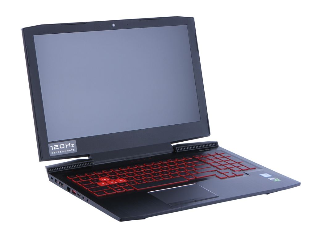 Ноутбук HP Omen 15-ce016ur 2CR89EA (Intel Core i7-7700HQ 2.8 GHz/8192Mb/1000Gb/nVidia GeForce GTX 1060 6144Mb/Wi-Fi/Bluetooth/Cam/15.6/1920x1080/Windows 10 Home 64-bit) ноутбук msi gl72m 7rdx intel core i7 7700hq 2800 mhz 17 3 1920x1080 16gb 1000gb hdd dvd нет nvidia geforce gtx 1050 wi fi bluetooth windows 10 home