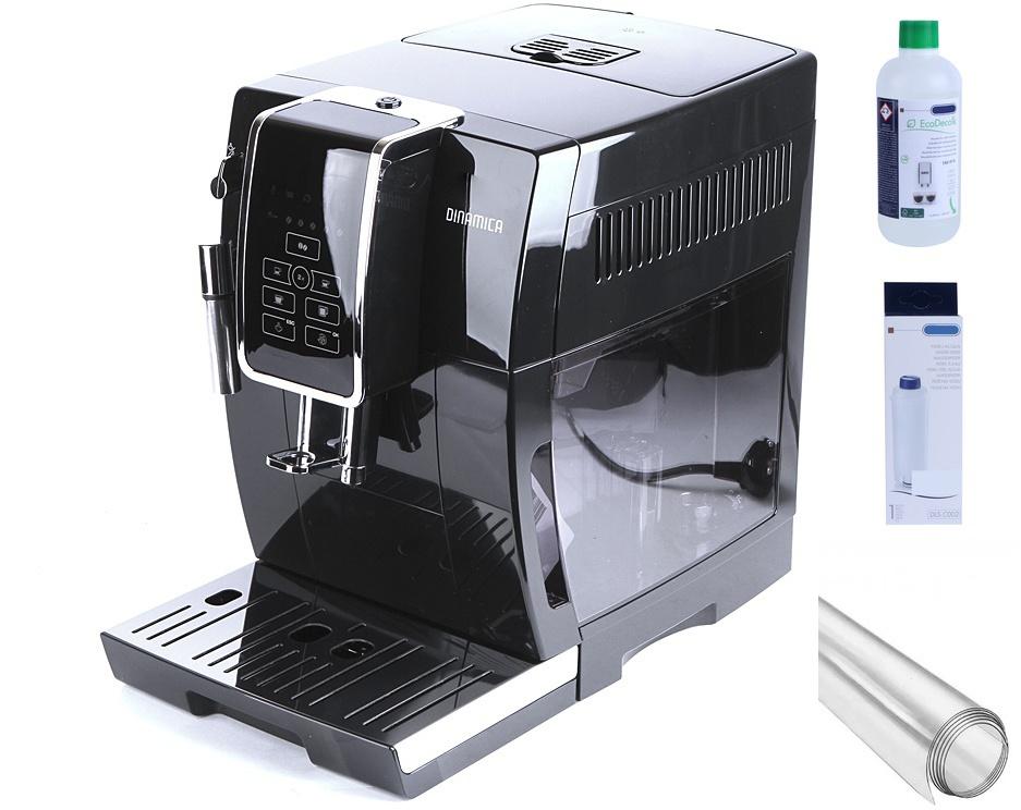 Кофемашина DeLonghi Dinamica ECAM 350.15.B New Выгодный набор + серт. 200Р!!!
