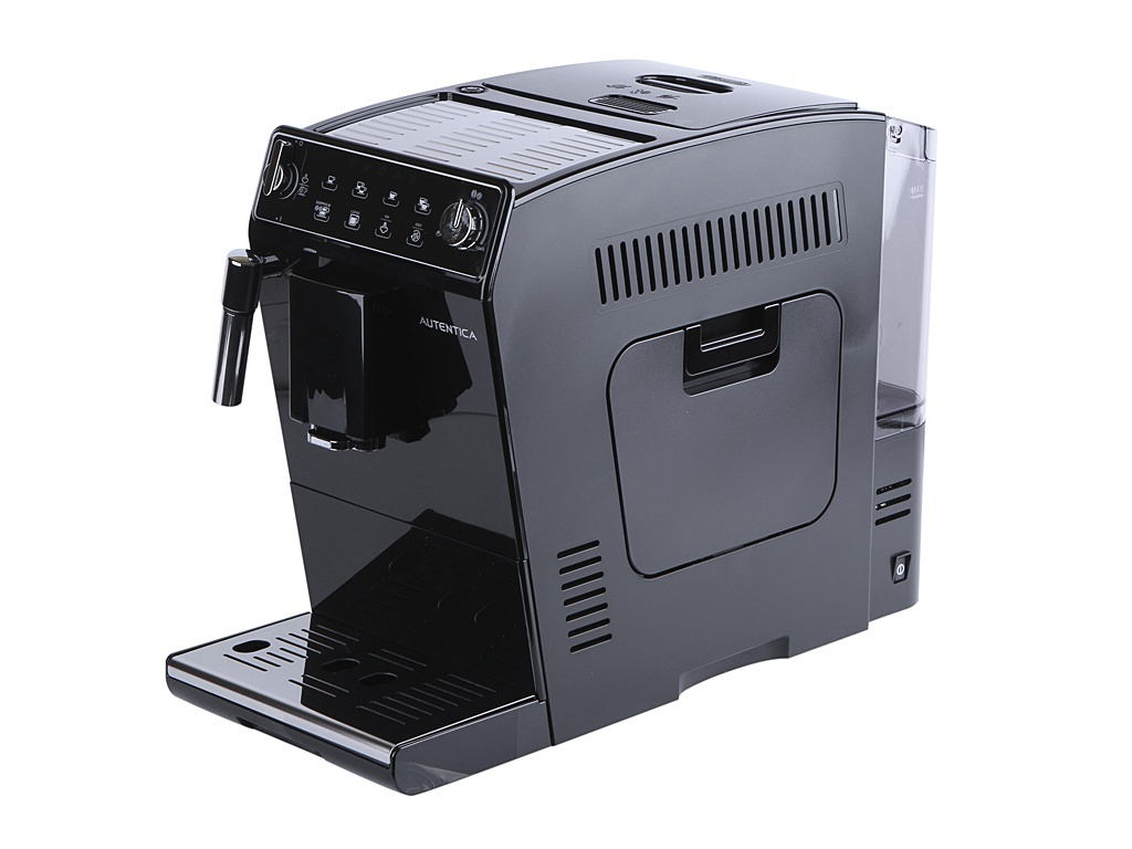 Кофемашина DeLonghi Autentica Plus ETAM 29.510.B Black New Выгодный набор + серт. 200Р!!!