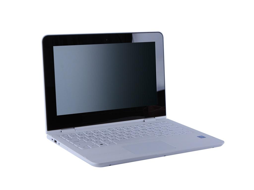 Ноутбук HP 11x360 11-ab193ur 4XY15EA (Intel Celeron N4000 1.1 GHz/4096Mb/500Gb/No ODD/Intel HD Graphics/Wi-Fi/Bluetooth/Cam/11.6/1366x768/Windows 10 64-bit) ноутбук irbis nb112 intel celeron n4000 1 1ghz 4096mb 32gb no odd intel hd graphics wi fi bluetooth cam 11 6 1920x1080 touchscreen windows 10 64 bit