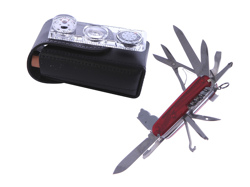 Мультитул Victorinox Expedition Kit 1.8741.AVT avt electric traditional intelligent 137
