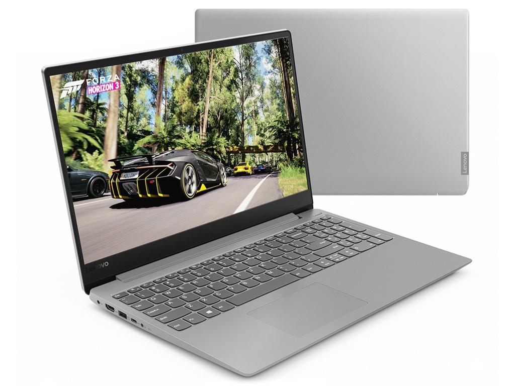 Ноутбук Lenovo IdeaPad 330s-15IKB 81F5017QRU Grey (Intel Core i3-8130U 2.2GHz/8192Mb/256Gb SSD/GMA HD/Wi-Fi/Bluetooth/Cam/15.6/1920x1080/DOS)