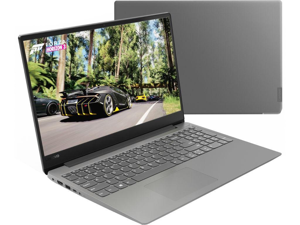 Ноутбук Lenovo IdeaPad 330s-15IKB 81GC007RRU Grey (Intel Core i5-8250U 1.6GHz/8192Mb/256GB SSD/GeForce GTX1050 4096Mb/Wi-Fi/Bluetooth/Cam/15.6/1920x1080/DOS)