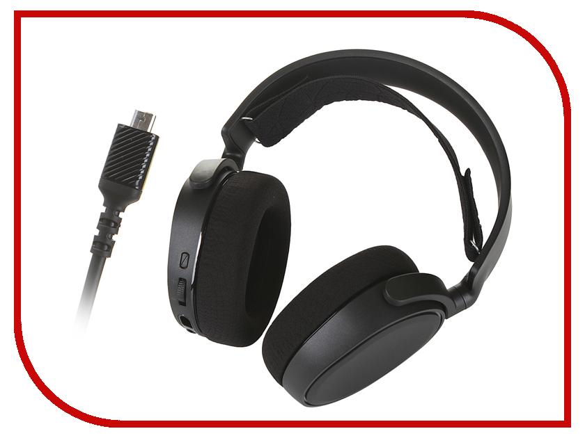 SteelSeries Arctis 5 2019 Edition Black 61504 steelseries arctis 5 white
