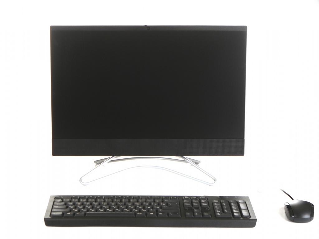 Моноблок HP 22-c0005ur Black 4GX30EA (AMD A6-9225 2.6 GHz/4096Mb/500Gb/AMD Radeon 520 2048Mb/Wi-Fi/Bluetooth/Cam/21.5/1920x1080/Windows 10)