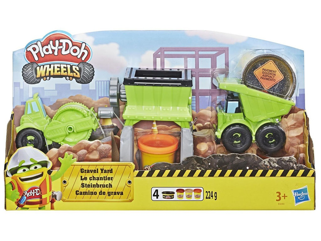 Игрушка Hasbro Play-Doh Веселая Стройка E4293EU4