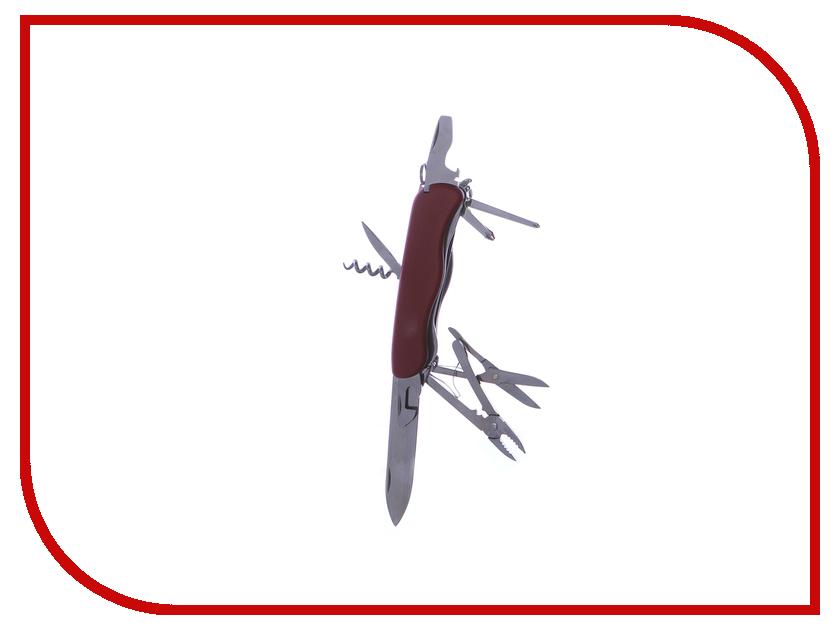 Мультитул Victorinox Hercules 0.8543 Red мультитул victorinox cheese knife 0 8303 w red