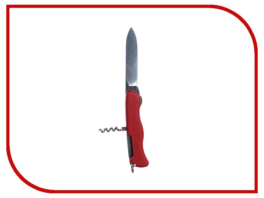 Мультитул Victorinox Alpineer 0.8323 Red мультитул victorinox cheese knife 0 8303 w red