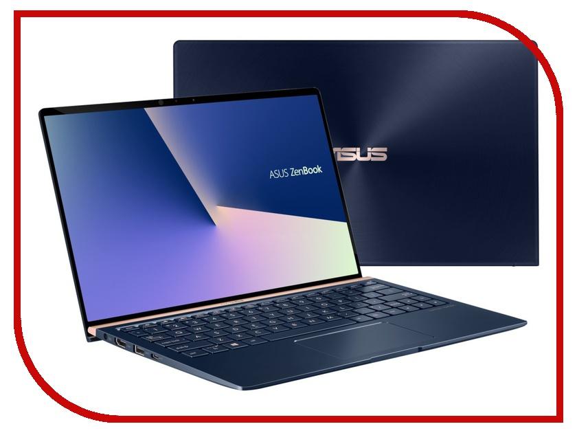 Ноутбук ASUS UX333FA-A3142T 90NB0JV1-M03040 (Intel Core i5-8265U 1.6 GHz/8192Mb/512Gb SSD/Intel HD Graphics/Wi-Fi/Bluetooth/Cam/13.3/1920x1080/Windows 10 Home 64-bit)