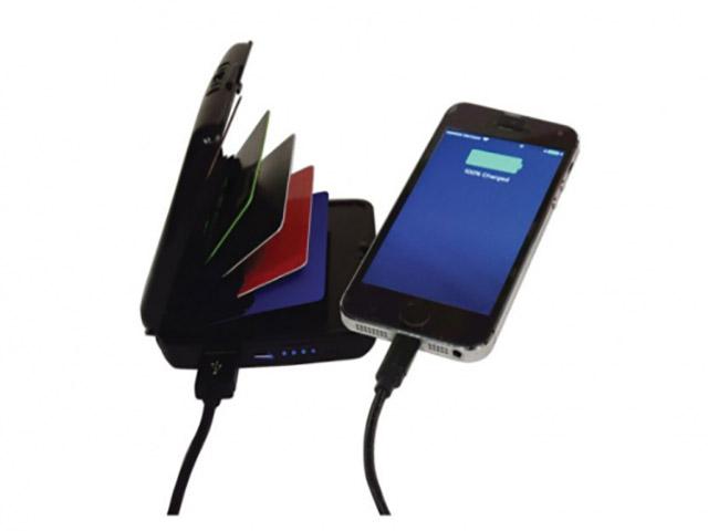 Кошелек-зарядка Veila E-Charge Wallet 1002