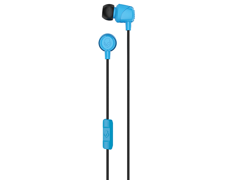 Skullcandy JIB w/Mic Blue-Black-Blue S2DUYK-628 skullcandy venue black