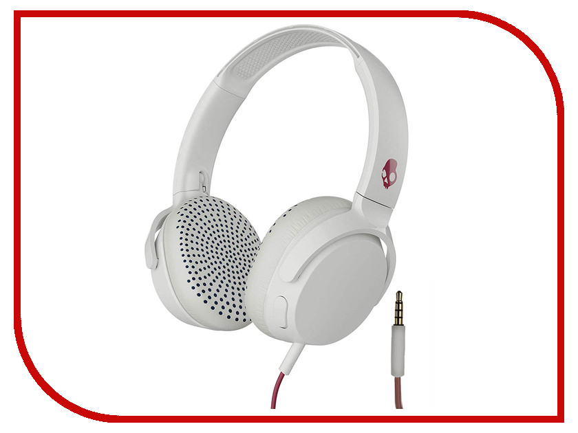 купить Skullcandy Riff Vice-Grey-Crimson