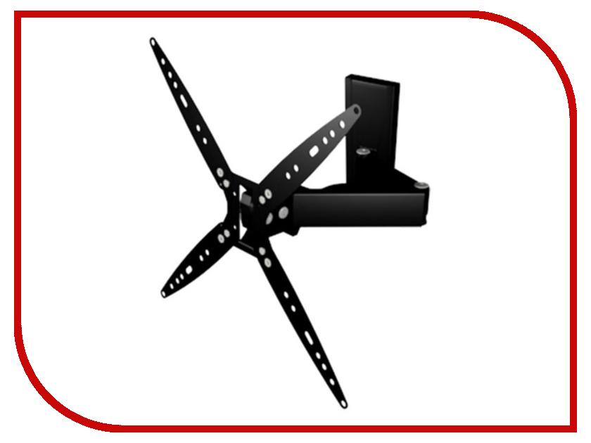 Кронштейн Mart NP2-947 (до 40кг) Black 17986 кронштейн для тв mart 105s black