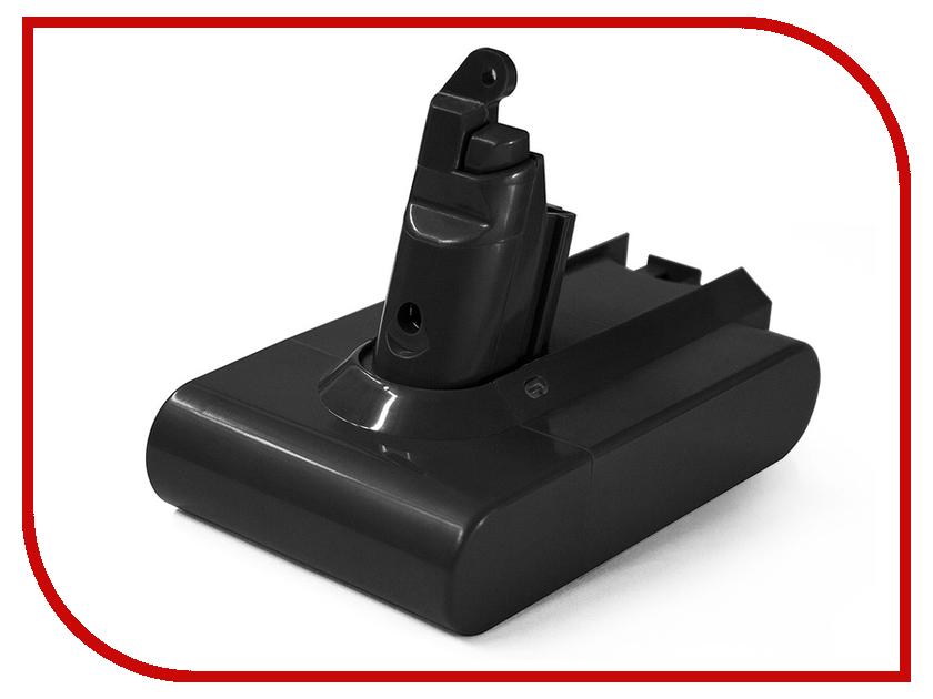 Аксессуар Аккумулятор TopON для Dyson Vacuum Cleaner DC58 / DC62 Animal Pro / DC62 Up Top. DC72 / DC74 V6. 21.6V 1500mAh Ni-MH Type B PN 61034-01 965874-02 аккумулятор topon top bps9 nocd 11 1v 5200mah для pn vgp bps9a b vgp bps9 b vgp bps9 s vgp bpl9 vgp bps10