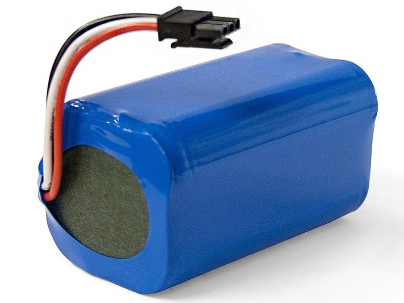 Аккумулятор TopON для iClebo Arte YCR-M05 / Pop YCR-M05-P Smart YCR-M05-10. 14.4V 3400mAh Li-ion. PN EBKRWHCC00978 EBKRTRHB000118-VE