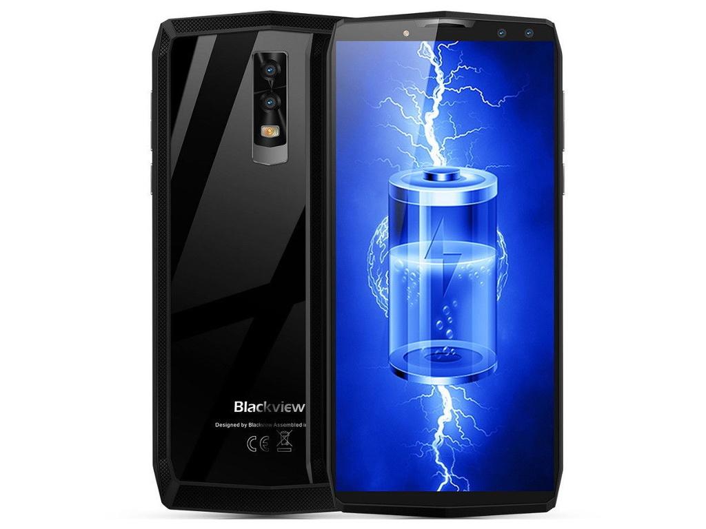 Сотовый телефон Blackview P10000 Pro Mirror Grey цена 2017