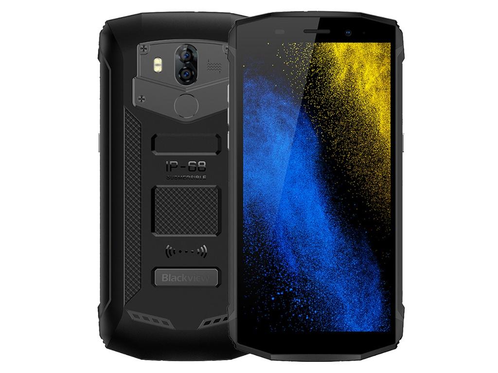 Сотовый телефон Blackview BV5800 Black смартфон blackview rud001 204669 01